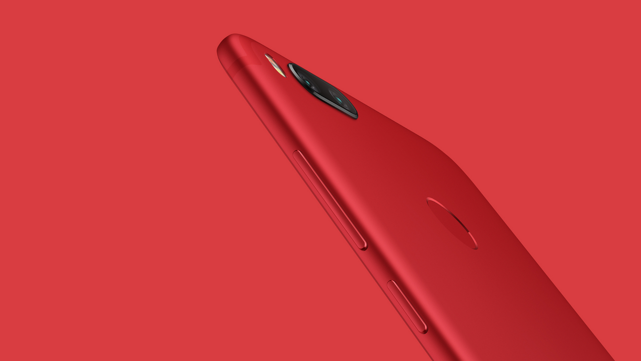 Xiaomi Mi A1 4Gb/32Gb Special Edition (Red)